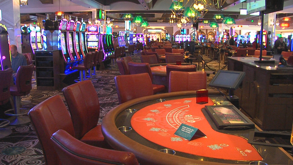 The Next Step for casino process