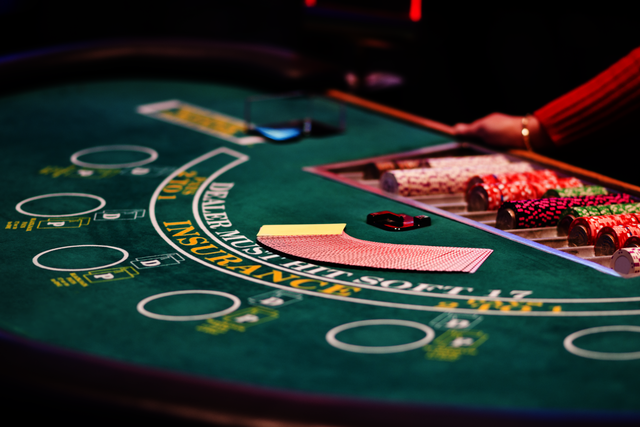 Short Story The reality About Casino