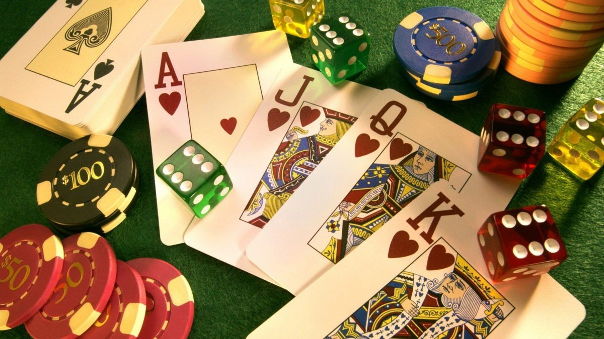 Academic Take a look at What Online Casino